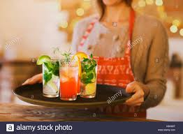 pretty alcoholic drinks drinks tray cocktails stock photos u0026 drinks tray cocktails stock