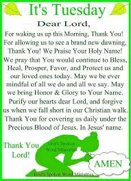 not just for tuesdays i pray this daily faith devotions and