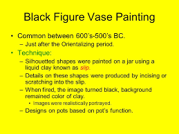 Black And Red Vase Black And Red Figure Vase Painting Ppt Video Online Download