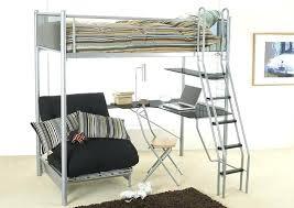 Loft Bed With Futon And Desk Futon Loft Beds Futon Bunk Bed With Desk Futon Bunk Bed Walmart