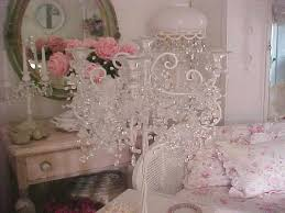 shabby chic home decor and vintage finds rhinestone clock
