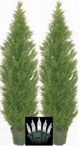 artificial pine trees outdoor artificial trees with lights
