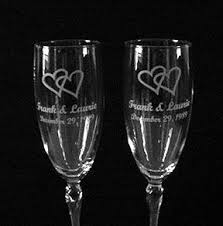 personalized glasses wedding personalized wedding toasting glasses custom engraved wedding