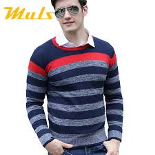2015 mens sweater purple pullover active flat knitted warm cotton