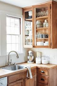 Brown Cabinet Kitchen Best 25 Wooden Kitchen Cabinets Ideas On Pinterest Victorian