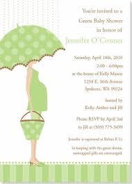 green baby shower invitation springtime garden shower