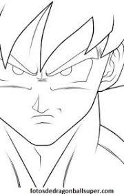 imagenes de goku para dibujar faciles con color goku faciles de dibujar