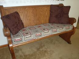 Upholstery Cording Instructions Bench Cushion With Piping Youtube