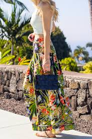 Hawaii travel clothes images Hawaii travel diary part 1 style by joules jpg