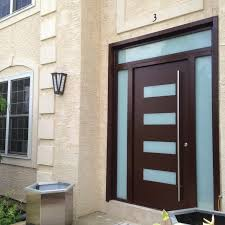 gallery of modern exterior doors by milano doors milano 14 combo