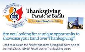 thanksgiving parade of bands orlando banddirectortravel