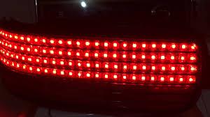 04 impala led tail lights impala ss l e d tail lights youtube