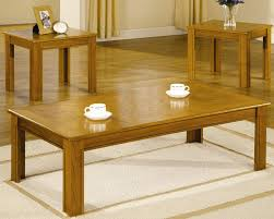 light colored coffee table sets coffee table amazing oak coffee table set solid oak coffee table