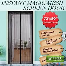 Patio Screen Frame Best 25 Magnetic Screen Door Ideas On Pinterest Patio Dog Door