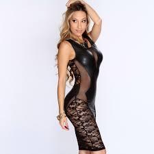 black lace mesh club dress u2013 shopaholics craze
