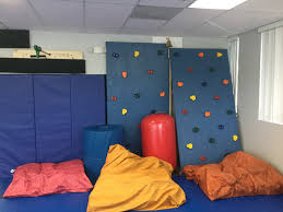 our sensory gym interplay therapy