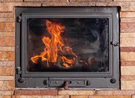How To Clean Fireplace Bricks With Vinegar by What Is The Best Way To Clean Fireplace Glass Finest Fires