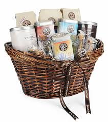 coffee and tea gift baskets gourmet coffee shopswell