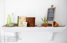 our mantels home decorating ideas