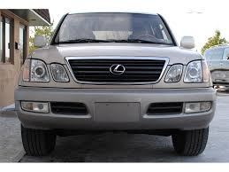 lexus lx470 gas mileage 2000 lexus lx 470