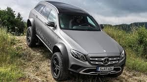 Modified A Class Mercedes Mercedes Benz E Class All Terrain 4 4 Gallery Automentality Com