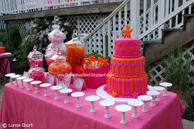 halloween sheet cakes the baking sheet tropical themed pink u0026 orange