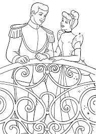 31 disney cinderella coloring images