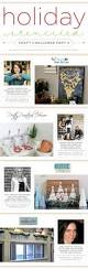 easy holiday decorating ideas using stencils stencil stories
