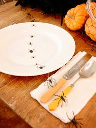 Halloween Cake Stands 10 Diy Spider Crafts For Halloween Hgtv U0027s Decorating U0026 Design