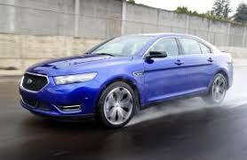 Sho Fast 2013 ford taurus sho review car reviews