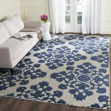 Royal Blue Outdoor Rug Rug Cot910b Cottage Area Rugs By Safavieh