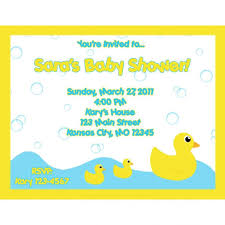 baby shower gift wording on invitations party xyz
