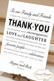 thank you wedding cards 50 inspirational photos of thank you wedding cards wedding design