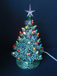 162 best ceramic christmas trees images on pinterest ceramic