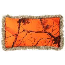 ap blaze orange camo comforter u0026 ez bedroom sets cabin place