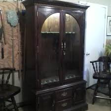 gun cabinet for sale find more ethan allen gun cabinet for sale at up to 90 off
