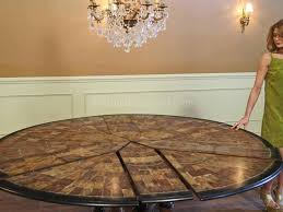dining table perfect large round dining room table for your home