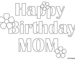 coloring pages happy birthday 100 images minion happy birthday