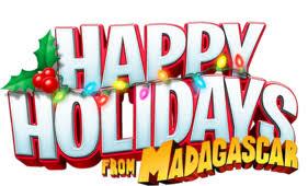 dreamworks happy holidays from madagascar netflix