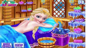 in sofia the first room decoration elsa frozen spa