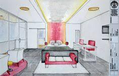 Bedroom Interior Design Sketches Yi U0027s Fantasia Sweet Water Project Interior Design Living Room