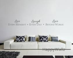 aliexpress com buy motivational quote wall sticker live every