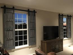 Buy Barn Door by Interior Window Barn Door Sliding Shutters Barn Door Shutters