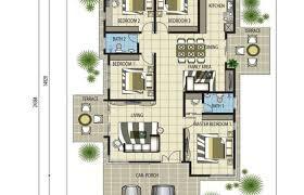 single storey bungalow floor plan bungalow house plans single story cottage craftsman paint colors
