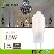 light bulb conversion to led china g4 1 5w 10w halogen bulb equivalent 5800k led light bulb for