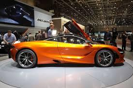 orange mclaren 720s the mclaren 720s configurator is here