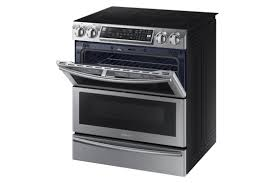 Wifi Cooker by Range Wi Fi Slide In Range With Soft Close Dual Door