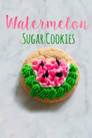 best 25 watermelon sugar cookies ideas on pinterest watermelon