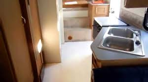 1997 fleetwood wilderness 21 ft mini fifth wheel 4400 pounds