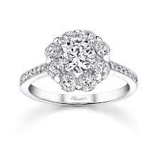 flower engagement rings barkev s flower engagement ring 7661l